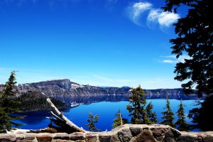 Crater Lake II by JessyFTW