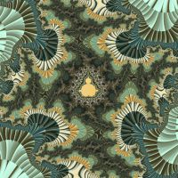Mandelbrot Jungle by VickyM72