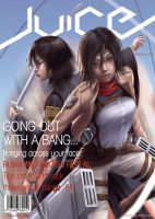 The Thing Mikasa and Rukia Has In Common by Raphire