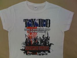 TXRD 2012 Champ Shirt Front RS (Actual) by kidswithscissors