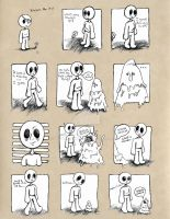 Patches, Mini Comic by TOASTme69