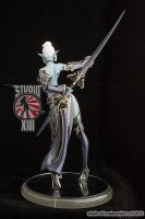 Dark Elf garage kit, Lineage - back by Michael-XIII