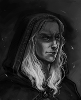 Raistlin Majere by Folkwe