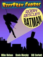 Robin Rescues Batman by martianink