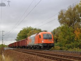 1216 902 'RTS' with freight by morpheus880223
