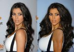 Kim Kardashian Muscle Growth by WIZZLE11