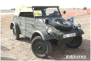 WWII VolksWagen I by airbornemail