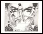 Adam Lambert by jeni-art