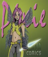 pixie by UndeadComics