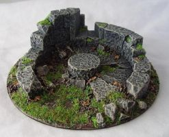 The Worn Tower by Z0mBloke