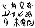 Shadowhunter Runes by Shift-ing
