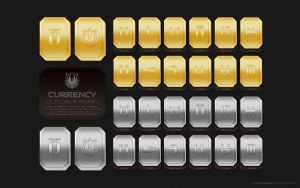 BSG Cubit Coin Wallpaper by BSG75