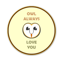 Owl Always Love You by SH9DOW
