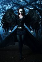 Dark Angel XIV by SamBriggs