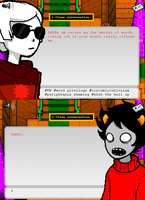 trigged by gamzee1