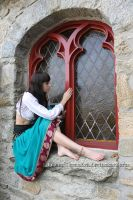 Window ledge (stock) (2014) by QueenWerandra