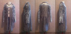 Chainmail Coat by missstorywriter10289
