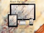 Reach The Sky Wallpaper Pack by piximi