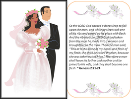 God's plan for marriage by FCU777