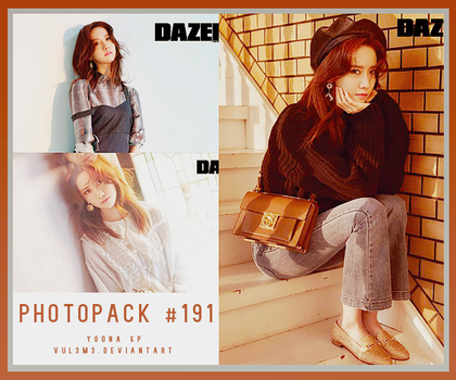 #191 Photopack- Yoona by vul3m3