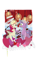 Hearts and Hooves day by Acidbolt-06