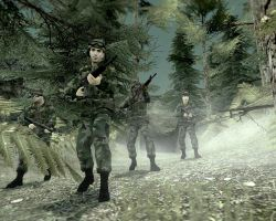 Forest patrol by GunneRpl