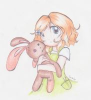 My little rabbit by Sooblue
