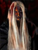 Drizzt Do'Urden by knockback1