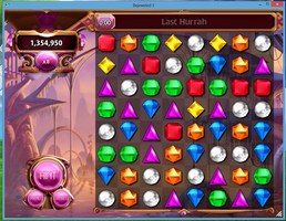 Bejeweled 3 : New Highscore by ShinSubarashiKage124