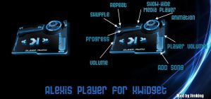 Alexis Player MOD for xwidget by jimking