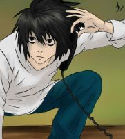 Death note L by LidanB