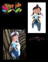Sugar Pills- Korra by spicysteweddemon