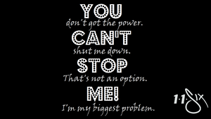 Andy Mineo Wallpaper - You Can't Stop Me by Garrett7392