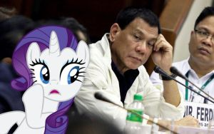 Rarity At The Senate Hearing by RicRobinCagnaan