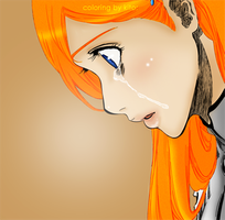 Orihime by LazyKito
