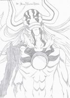 Ichigo Vasto Lorde by MiraiWarriorWithin