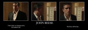 John reese and the motel by odin062