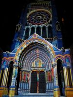 Portail_Nord_Cathedrale_de_Chartres by Cam-s-creations