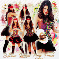 Pack png 213 Selena Gomez by MichelyResources