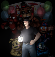 Five nights at Freddy's 2 by TricketWar
