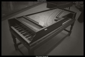 Dual Harpsichord by HerrDrayer