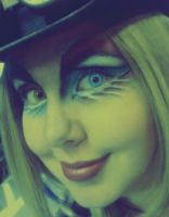 Mad Hatter - Makeup by Kritzkreig
