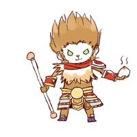 monkey king by iosue