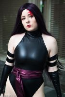 Psylocke by TresWildCosplay