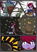 Deep in the dungeon's bowels - Part 2 by OakenChi