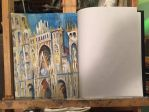 Monet Rouen Cathedral 2016 by center555