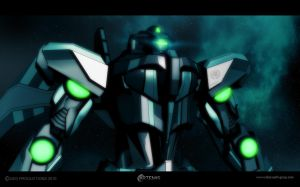 The AXN-01 by UEGProductions