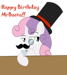 I do hear it is your birthday today. by Huskkies
