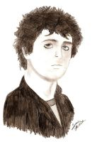 Billie Joe Armstrong by DynamicHart