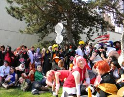 Naruto Group 7 - ACen 2013 by EndOfGreatness